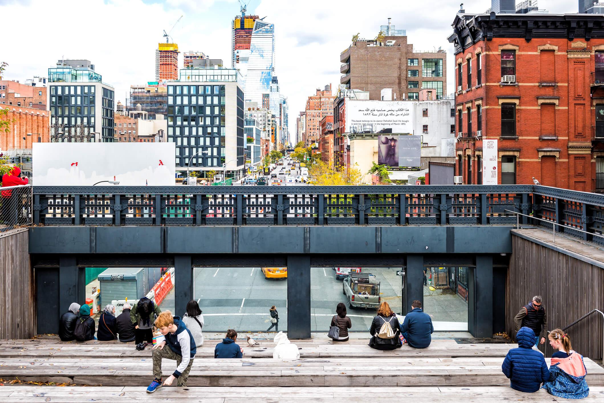 Traumziel New York City