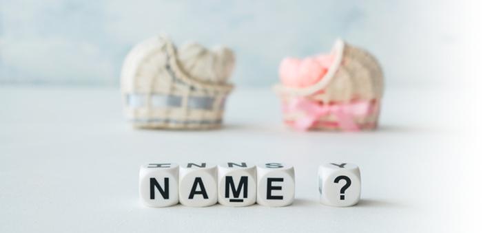 Welcher Name ist der richtige für den Nachwuchs