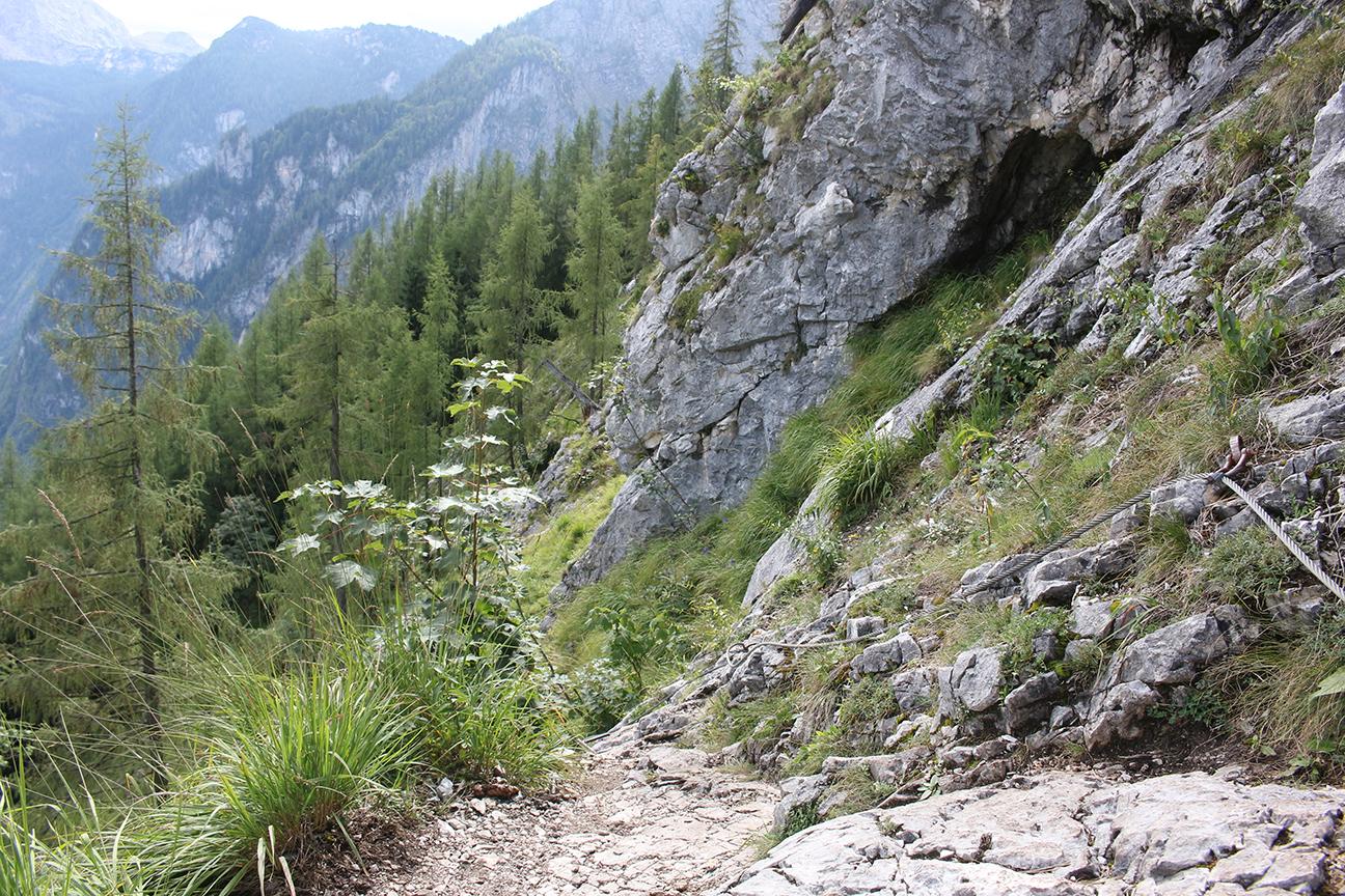 Berchtesgaden-Rinnkendlsteig