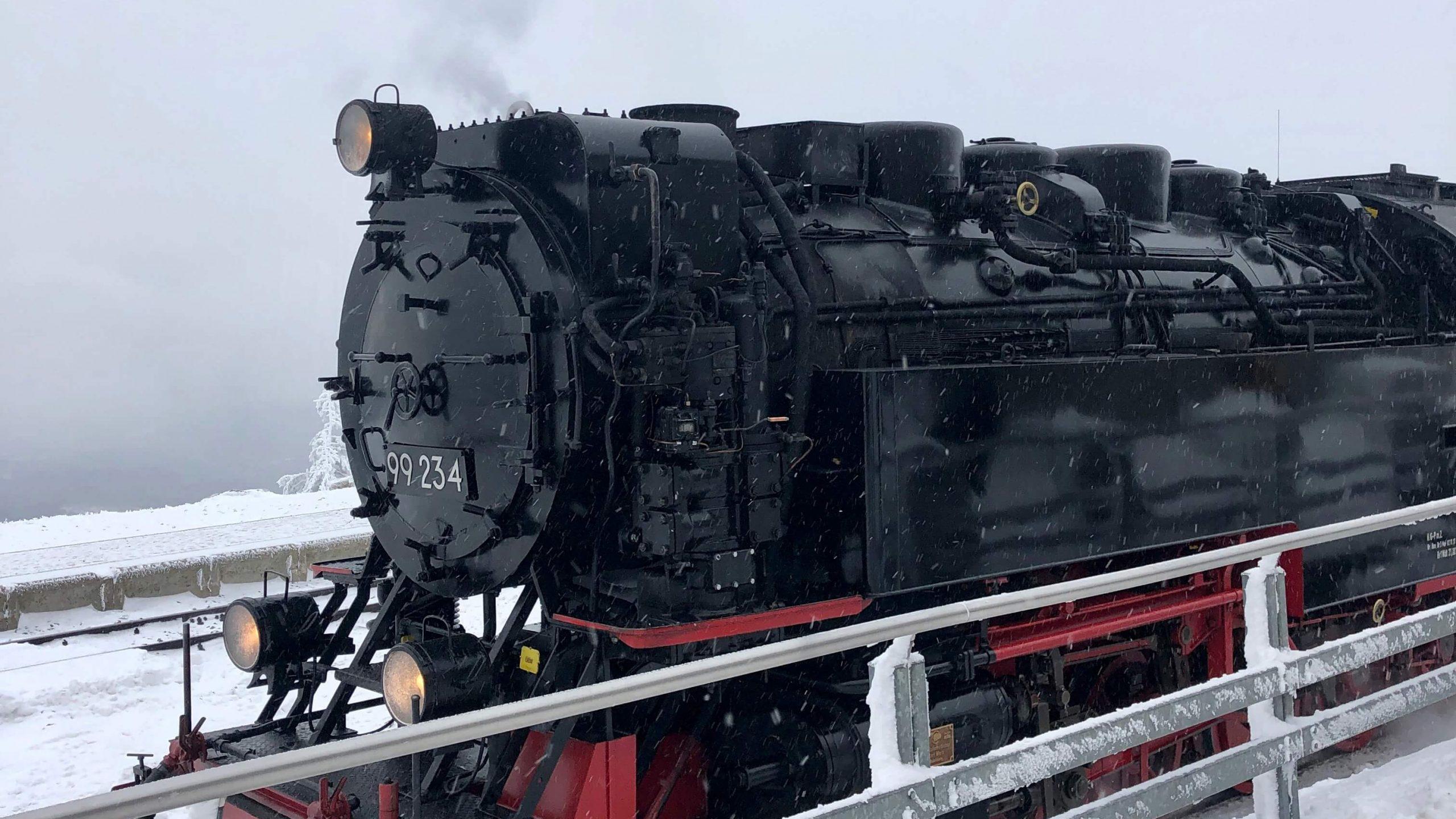 Harz-Brockenbahn